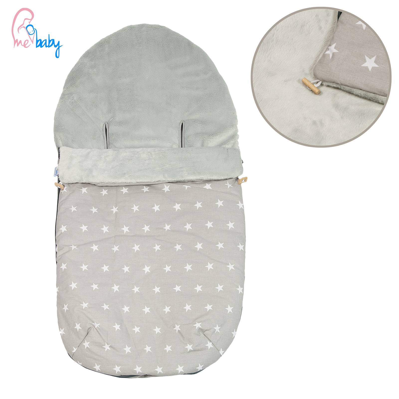 Soft Footmuff for your sweet baby