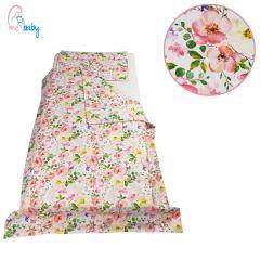 Duvet Set Cover 100x135cm (big flowers)