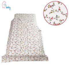 Duvet Set Cover 100x135cm (japanese flowers)