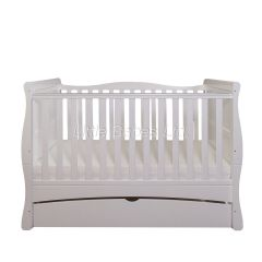 Mason Cot Bed (White) PRE ORDER - item due in stock around 27.05.2021