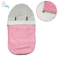 Waterproof Grey/ Pink