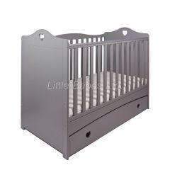 Imogen Cot Bed (Grey)