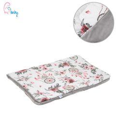 Blanket 75x100cm (grey/dream catcher)
