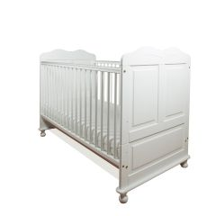 Robie Cot Bed (White)
