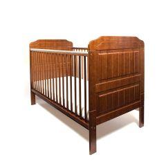 Stanley Cot Bed (Walnut)
